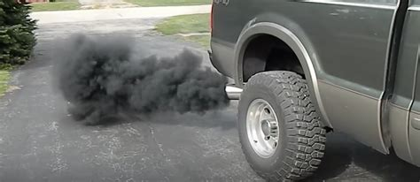 what does black smoke exhaust mean picture 9