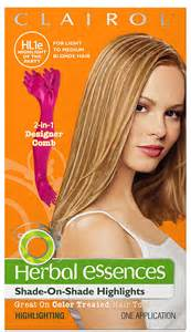 Herbal essences haircolor picture 2