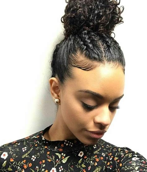 biracial hair styles picture 5