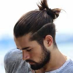 loose ponytail men picture 13