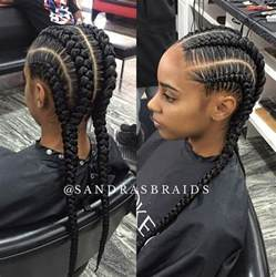 african american hair plat styles picture 10