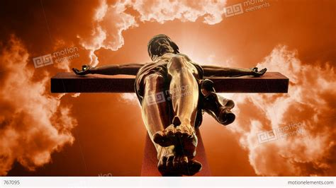 3d cartoons women crucified on cross picture 1