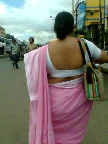 indian aunty back view hot picture 9