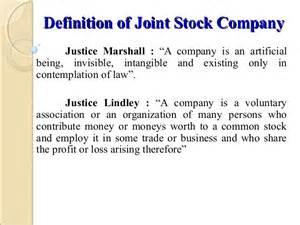 joint stock company picture 3