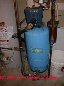 expansion tank bladder water well picture 6