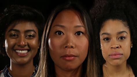 black skin vs white skin picture 11