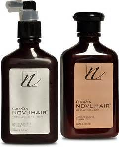 how much is novu hair shampoo i the picture 3