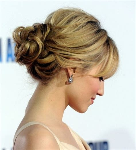 hairstyles for medium length hair for weddings picture 4