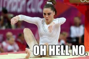 french gymnast bladder while doing gymnastics picture 1