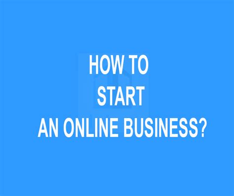 start online business picture 5
