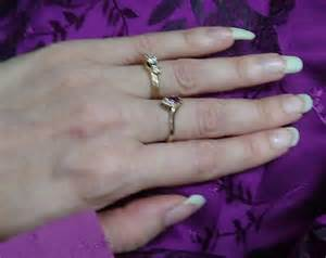 long natural nails insertion picture 5
