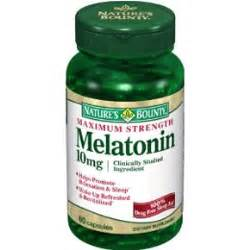 maximum dose melatonin insomnia picture 1