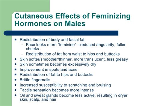 feminizing hormone effects picture 2