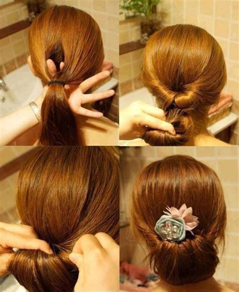 easy hair do's picture 2