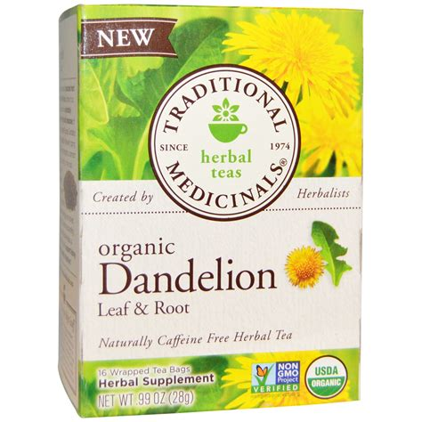dandelion tea picture 1