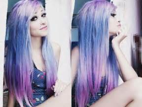 colored hair picture 19