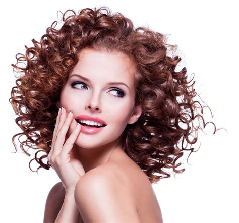 curly hair models picture 9