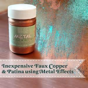 faux aging copper picture 14
