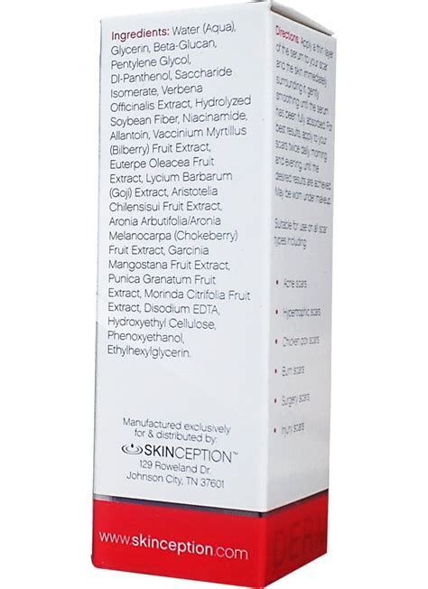 dermefface fx 7 scar reduction therapy sale picture 10