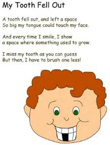 rhymes for healthy teeth picture 5
