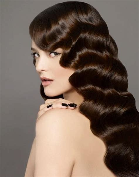 wave curl hair styles picture 3