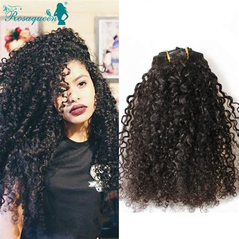 african american hair extension clip ins picture 9
