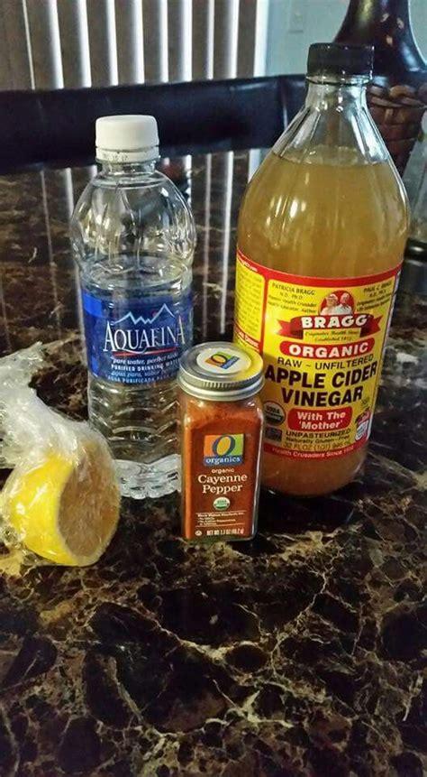 water cayene pepper vinegar diet picture 7