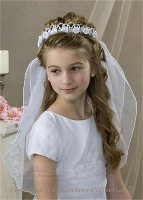 communion hair picture 1