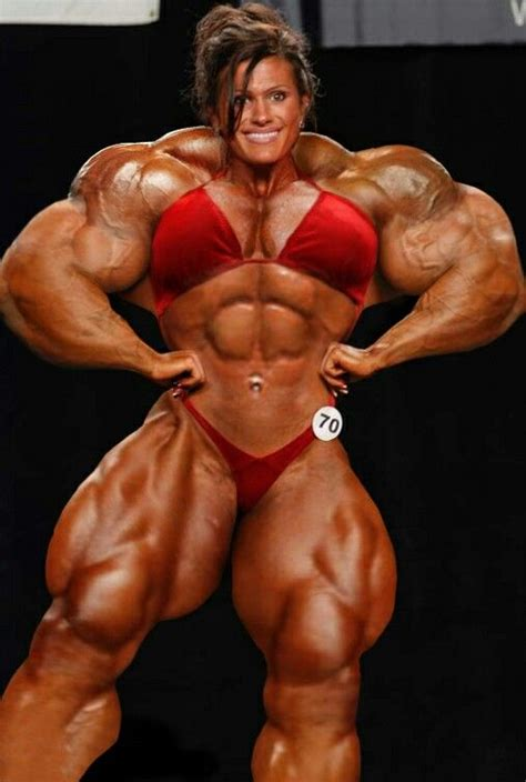 women muscle morphs picture 3