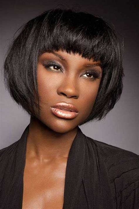 african american bob haircut picture 1
