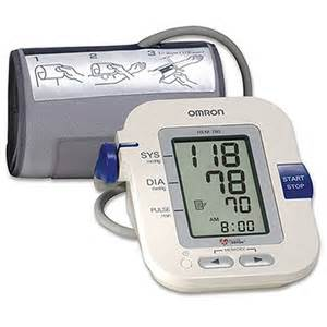 Education on how to use blood pressure monitor picture 5