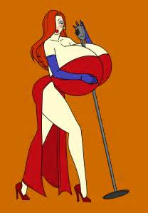 jessica rabbit breast expansion picture 2