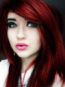 pictures of red hair picture 5
