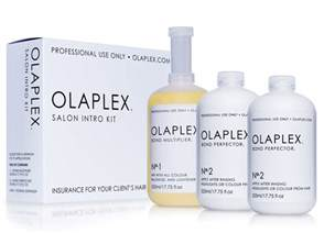 olaplex salon kit color treatment picture 3