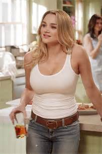haley king has huge breast picture 1