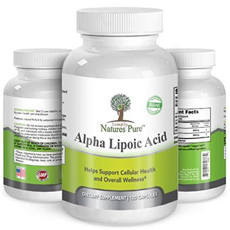 pure r-alpha lipoic acid picture 10