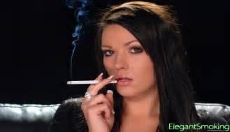 elegant smoking women picture 7