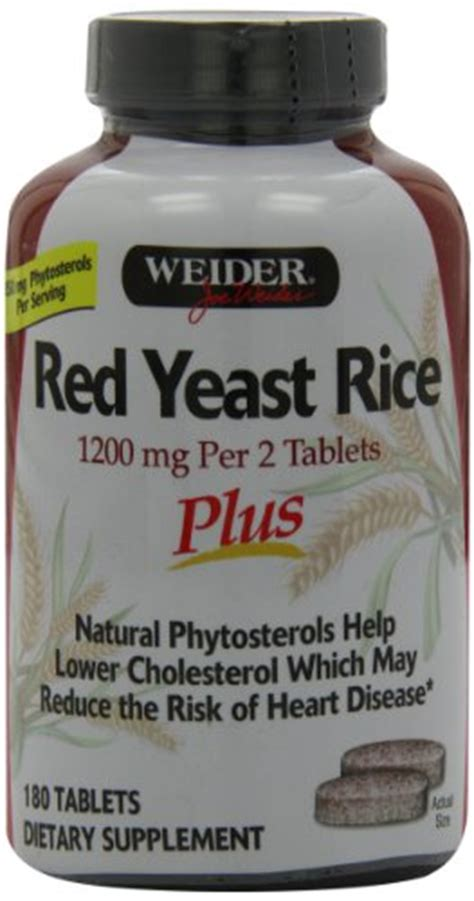 how does red yeast rice tablets work picture 3