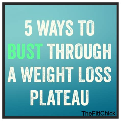 breaking through a weight loss platu picture 6