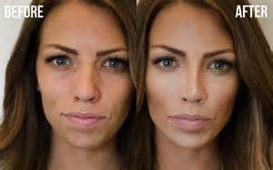 how to make skin look airbrushed picture 6