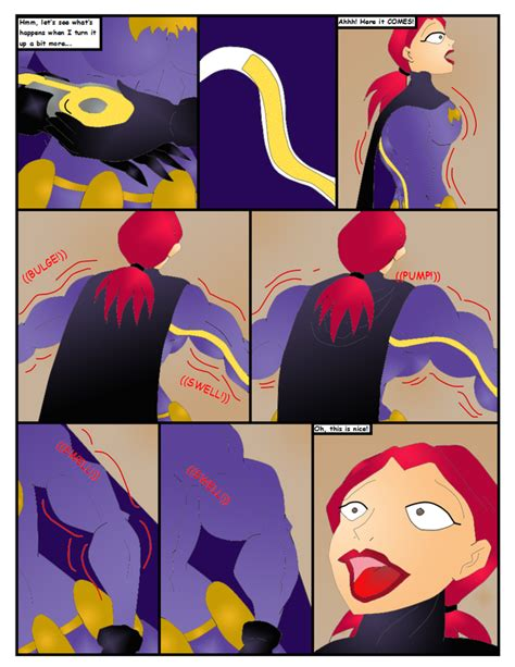 batgirl breast inflation fanfiction picture 3