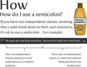 colon and semi-colon usage picture 3