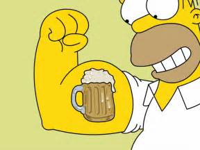 les simpson muscle growth picture 11