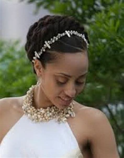 black wedding hair styles picture 6