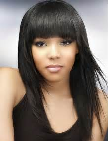 bangs on hair style picture 2
