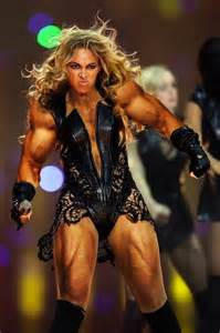 how much muscle can a woman without steroids picture 9