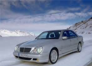 w210 2001 mercedes benz amg picture 2