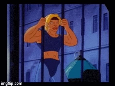cartoon muscles women picture 17