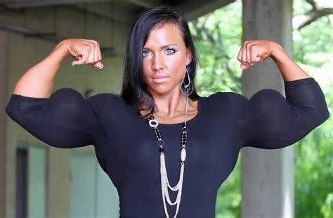 women muscle morphs picture 11