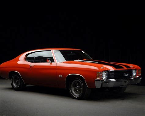 chevy muscle cars picture 3